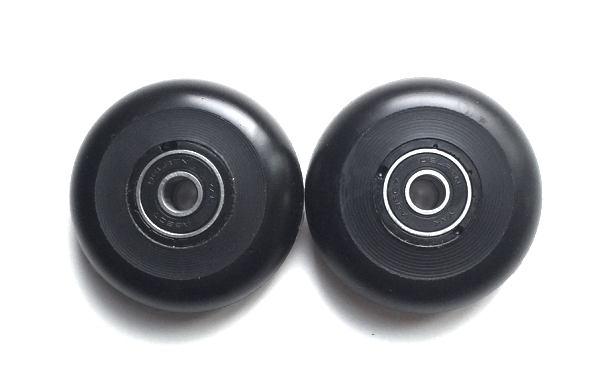 60MM In-Line Skate Wheels for Luggage] | The Flight Attendant Shop