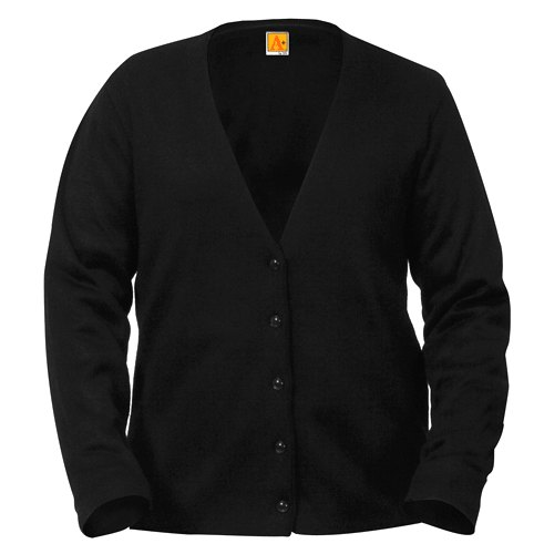 Ladies Black Cardigan] | The Flight Attendant Shop