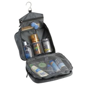 Lewis N. Clark Discovery Hanging Toiletry Kit - Charcoal