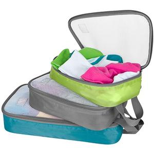 Travelon Set of 3 Lightweight Packing Organizers