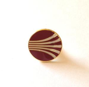 Continental Airlines 1970's Lapel Pin