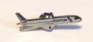 American Airlines 777 Lapel Pin