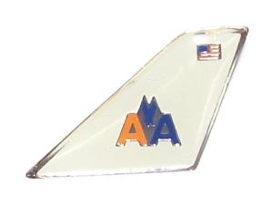 American Airlines Tail Pin