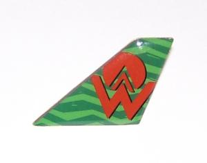 America West Airlines Tail Pin