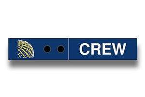 Continental Double Snap Crew Strap