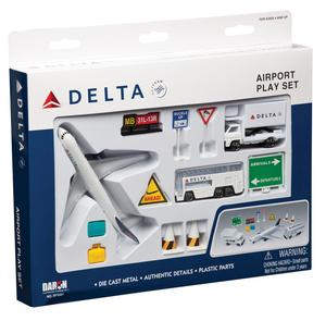 Delta Air Lines Airport Playset