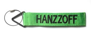 'TudeTags™ Hanzoff Luggage Tag - Green/Black