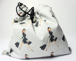 Journey House Shoe Bag - Just Plane Pretty!