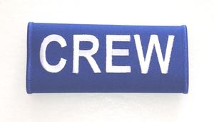 Blue Crew Handle Wrap
