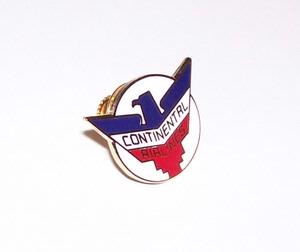 Continental Airlines 1950's Lapel Pin