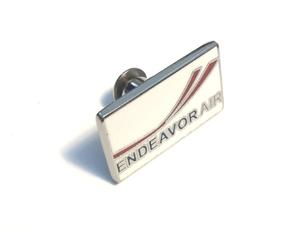 Endeavor Air Lapel Pin