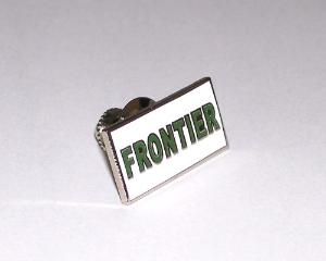 Frontier Airlines Lapel Pin