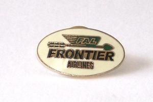 Frontier Retro Lapel Pin