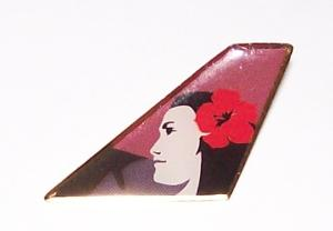 Hawaiian Airlines Tail Pin