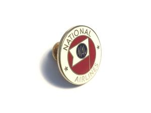 National Airlines Lapel Pin