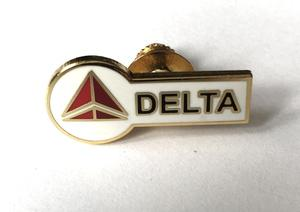 Delta Air Lines New Widget Lapel Pin