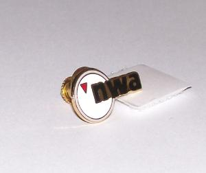 Northwest Airlines NWA Lapel Pin