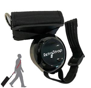 RetraStrap - Retractable Luggage Tow Strap
