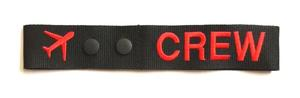 Double Snap Crew Strap - Red