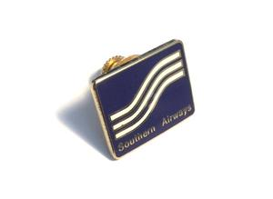 Southern Airways 70's Lapel Pin