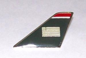 US Airways Tail Pin