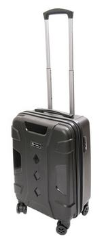 "Black Diamond Crew Series 19"" 4 Wheel Spinner Carry-On"