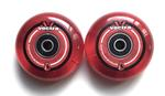 64MM In-Line Skate Wheels - Red