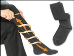 Lewis N. Clark Flight Socks