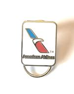 American Airlines Eyeglass Holder Lapel Pin
