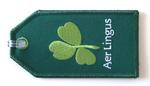 Aer Lingus Embroidered Luggage Tag