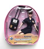 American Airlines Flight Attendant Doll - Brunette