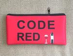 Code Red Zipper Bag