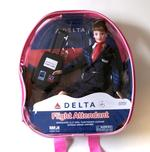 Delta Air Lines Flight Attendant Doll - Brunette
