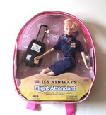 US Airways Flight Attendant Doll - Blond