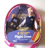 Southwest Airlines Flight Attendant Doll - Blond