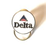 Delta Eyeglass Holder Lapel Pin