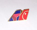 Delta/NWA Merger Lapel Pin