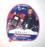 Delta Air Lines Flight Attendant Doll - Blond