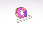 Hawaiian Airlines Lapel Pin