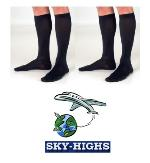 SKY-HIGHS™ Men's 20-30mm Flight Socks