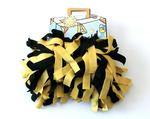 Pom-ID Black/Yellow Gold