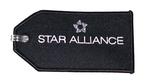 Star Alliance Embroidered Luggage Tag