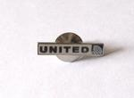 United Airlines New Logo Lapel Pin