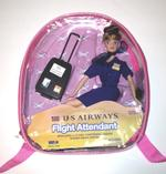 US Airways Flight Attendant Doll - Brunette