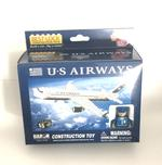 US Airways Construction Toy