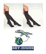 SKY-HIGHS™ Women's 15-20mm Flight Socks